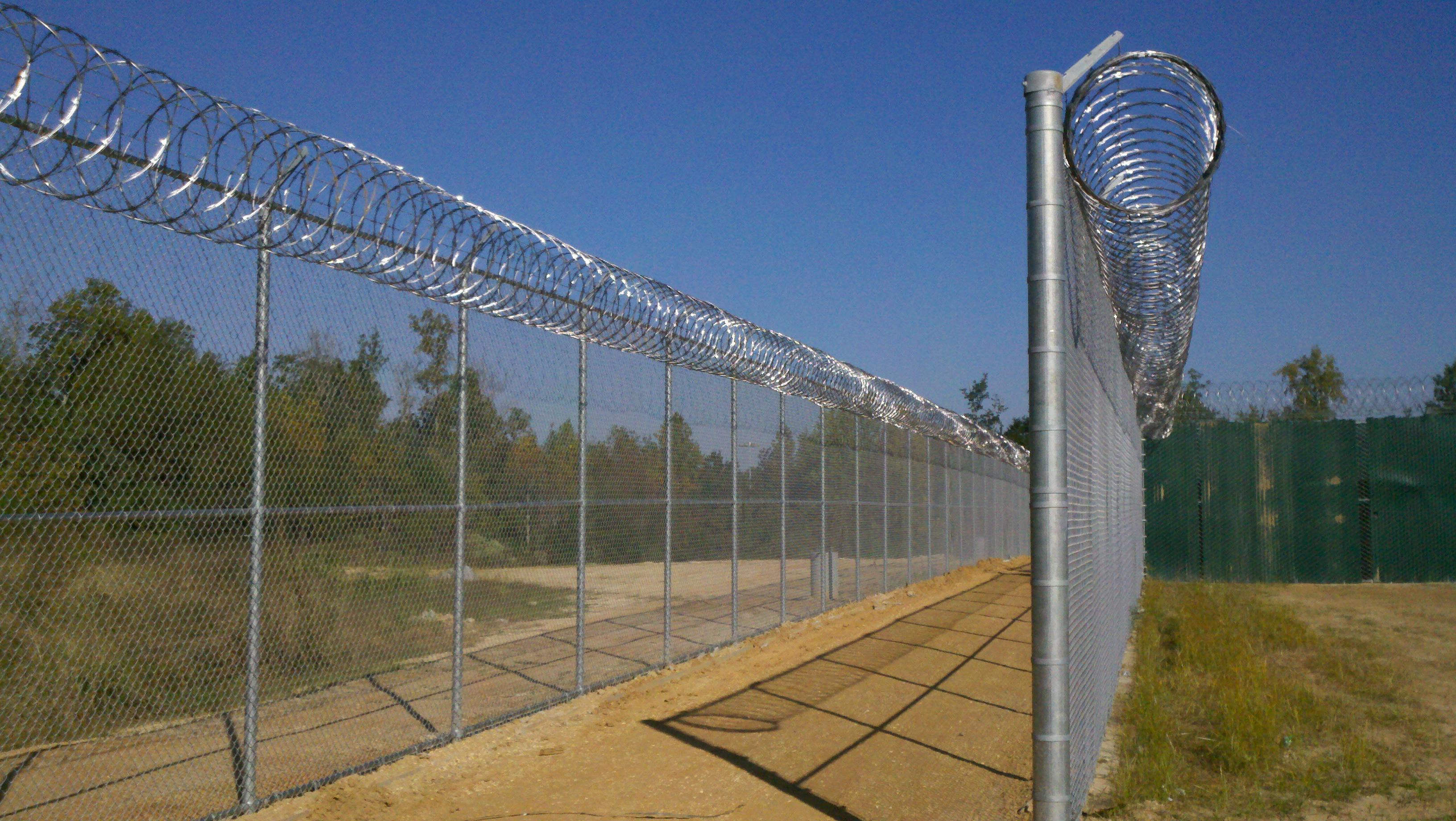 Chain Link Jefcoat Fence Company Of Hattiesburg